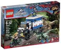 LEGO Jurassic World 75917 Ярость ящера