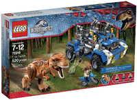 LEGO Jurassic World 75918 Выслеживание тиранозавра