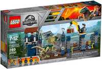 LEGO Jurassic World 75931 Нападение дилофозавра на сторожевой пост