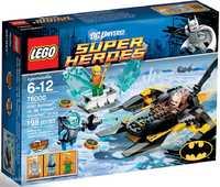 LEGO DC Super Heroes 76000 Аквамен на льду