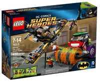 LEGO DC Super Heroes 76013 Бэтмен: паровой каток Джокера