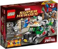 LEGO Marvel Super Heroes 76015 Доктор Октопус: ограбление грузовика