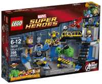 LEGO Marvel Super Heroes 76018 Халк: разгром лаборатории