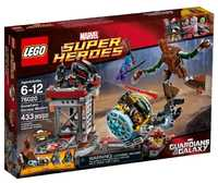 LEGO Marvel Super Heroes 76020 Миссия - побег