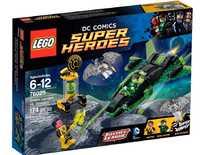 LEGO DC Super Heroes 76025 Зелёный Фонарь против Синестро
