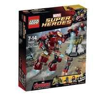 LEGO Marvel Super Heroes 76031 Разгром Халкбастера