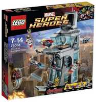 LEGO Marvel Super Heroes 76038 Нападение на Башню Мстителей