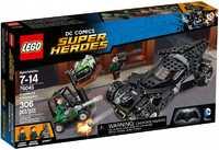 LEGO DC Super Heroes 76045 Перехват криптонита