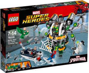LEGO Marvel Super Heroes 76059 Связь Призрачного гонщика