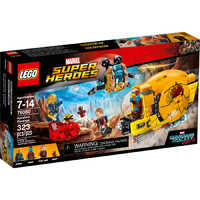 LEGO Marvel Super Heroes 76080 Месть Аиши