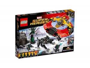 LEGO Marvel Super Heroes 76084 Решающая битва за Асгард