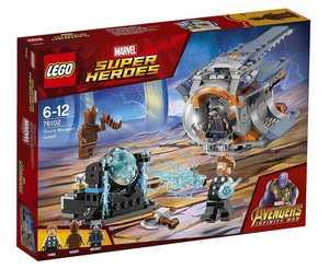 LEGO Marvel Super Heroes 76102 В поисках оружия Тора