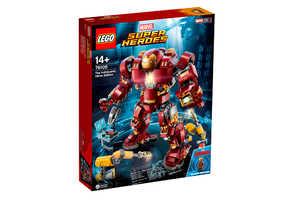 LEGO Marvel Super Heroes 76105 Халкбастер: эра Альтрона