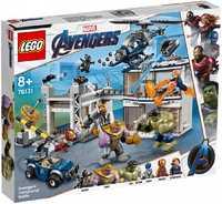 Lego Marvel Super Heroes 76131 Битва на базе Мстителей