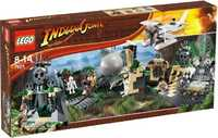 LEGO Indiana Jones 7623 Побег из храма