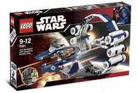 LEGO Star Wars 7661 Истребитель Джедая и Кольцо Гипер Прыжка