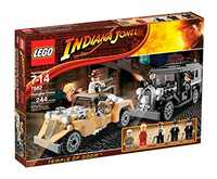 LEGO Indiana Jones 7682 Погоня в Шанхае