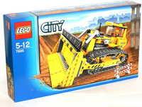 LEGO City 7685 Бульдозер