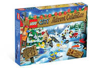 LEGO City 7724 Календарь 2008