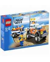 LEGO City 7737 Полноприводный джип береговой охраны