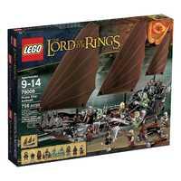 LEGO The Lord of the Rings 79008 Атака на пиратский корабль