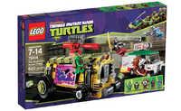 LEGO Teenage Mutant Ninja Turtles 79104 Погоня на панцирном танке