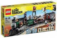 LEGO The Lone Ranger 79111 Преследование поезда