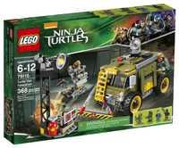 LEGO Teenage Mutant Ninja Turtles 79115 Освобождение фургона черепашек