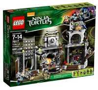 LEGO Teenage Mutant Ninja Turtles 79117 Вторжение в логово Черепашек