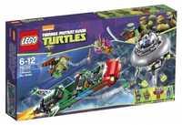 LEGO Teenage Mutant Ninja Turtles 79120 Воздушная атака Т-ракеты