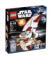 LEGO Star Wars 7931 Шатл джедаев Т-6