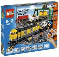 LEGO City 7939 Грузовой поезд