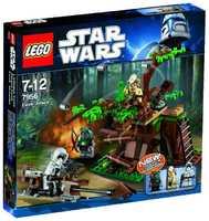 LEGO Star Wars 7956 Атака Эвоков