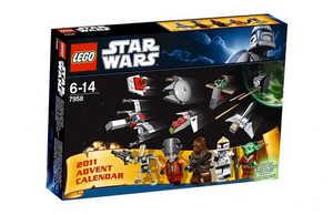 LEGO Star Wars 7958 Рождественский календарь