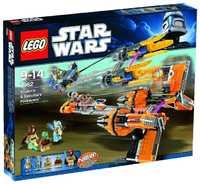 LEGO Star Wars 7962 Гоночные капсулы Анакина и Себулбы