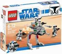 LEGO Star Wars 8014 Шагающие Роботы-Клоны