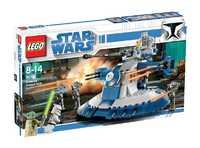 LEGO Star Wars 8018 БРОНИРОВАННЫЙ ШТУРМОВОЙ ТАНК СЕПАРАТИСТОВ