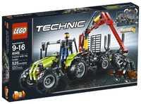 LEGO Technic 8049 Трактор с лесопогрузчиком
