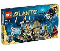 LEGO Atlantis 8061 Ворота кальмара