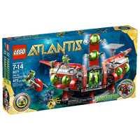 LEGO Atlantis 8077 Штаб исследования Атлантиды