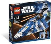 LEGO Star Wars 8093 Звездный истребитель Пло Куна