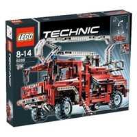LEGO Technic 8289 Пожарный грузовик