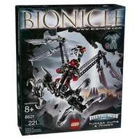 LEGO Bionicle 8621 ТУРАГА ДЬЮМ И НИВОК