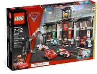 LEGO Cars 8679 Токийская гоночная трасса