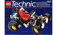 LEGO Technic 8832 ROADSTER