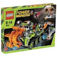 LEGO Power Miners 8961 Уборщик кристаллов