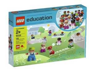 LEGO Education PreSchool 9222 Люди мира