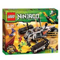 LEGO Ninjago 9449 Сверхзвуковой самолёт