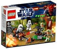 LEGO Star Wars 9489 Повстанцы на Эндоре и штурмовики Империи