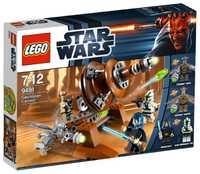 LEGO Star Wars 9491 Джеонозианская